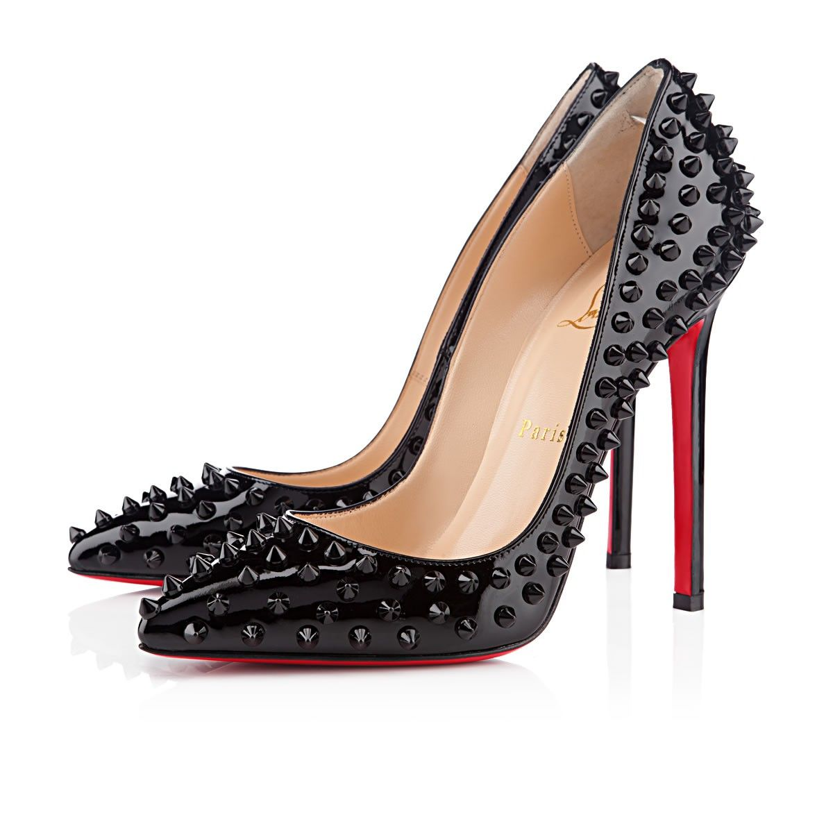 Special Offers New Cheap Finest Materials Good-feeling Australia Sale  Pigalle Spikes 120mm Pumps Black