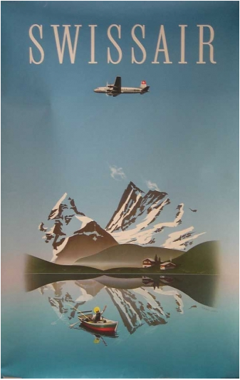 Alps - Swissair