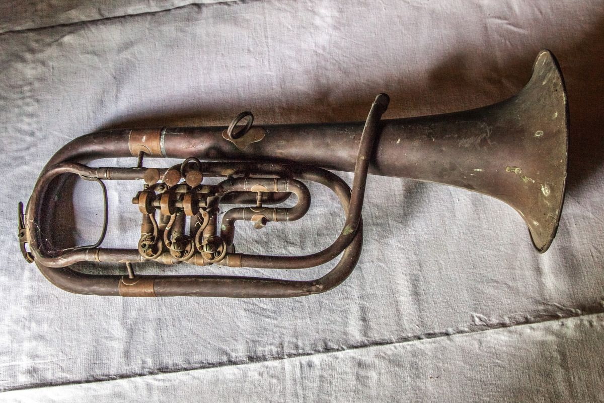 Trumpet Author Maggie Mae Brass Music How To Clean Brass Trumpet