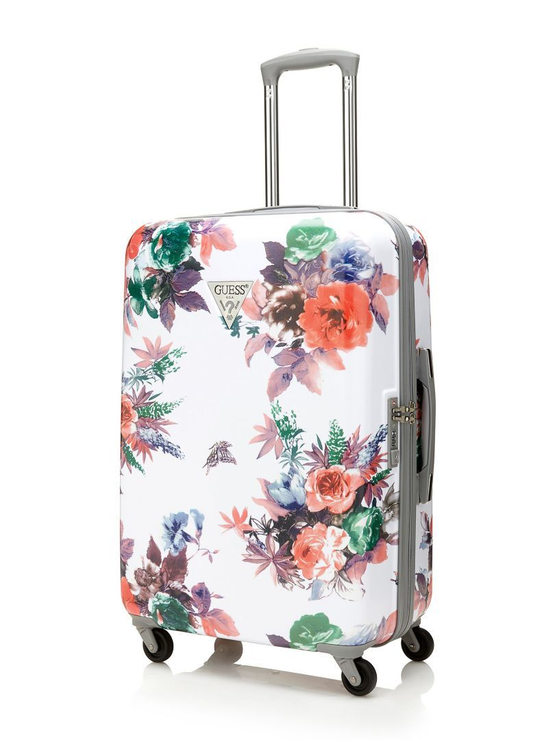 valise guess rose Robes