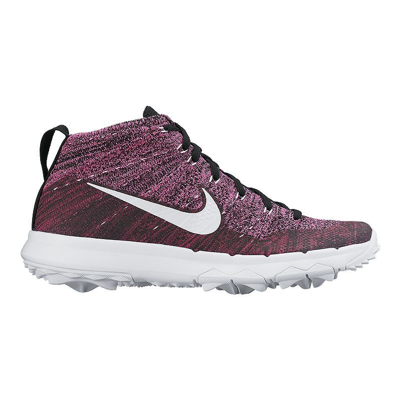 Nike FreeInspired FlyKnit Chukka Women's Golf Shoes