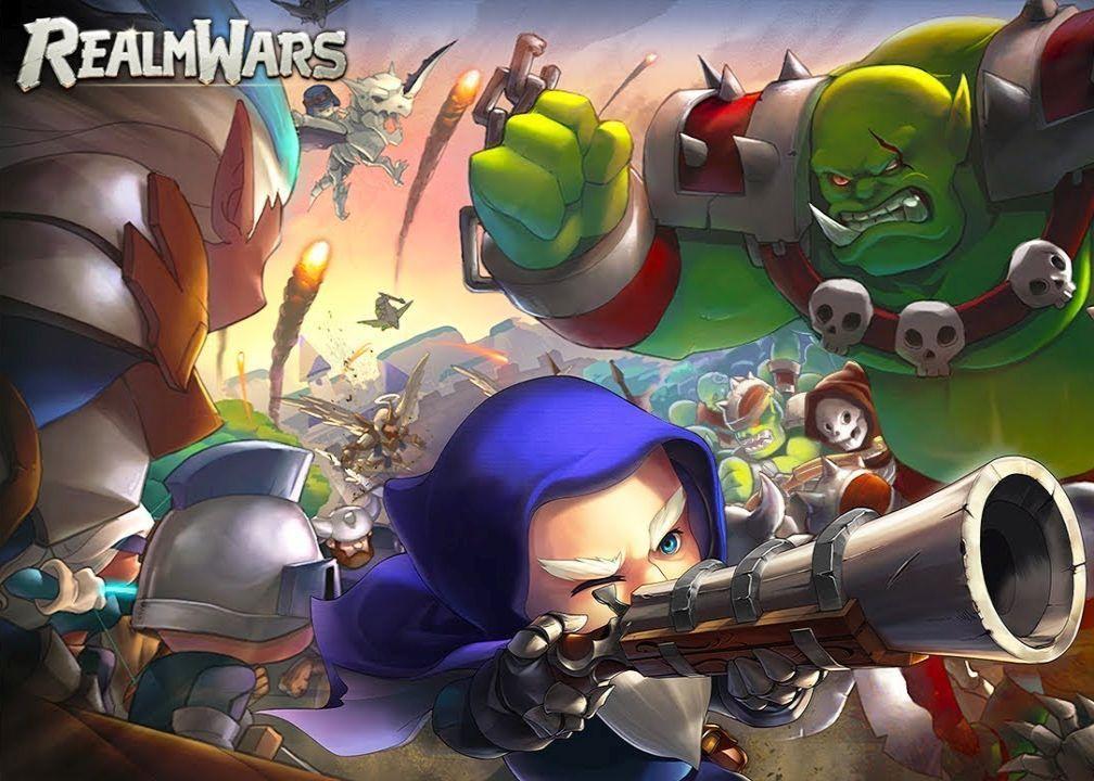 Realm Wars Money Mod Download APK Best mods, War