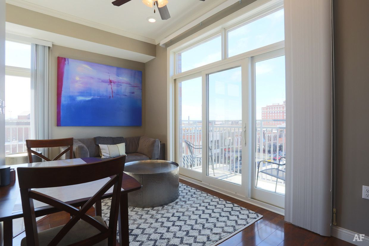 The Lofts on Broadway are brand new and upscale lofts in