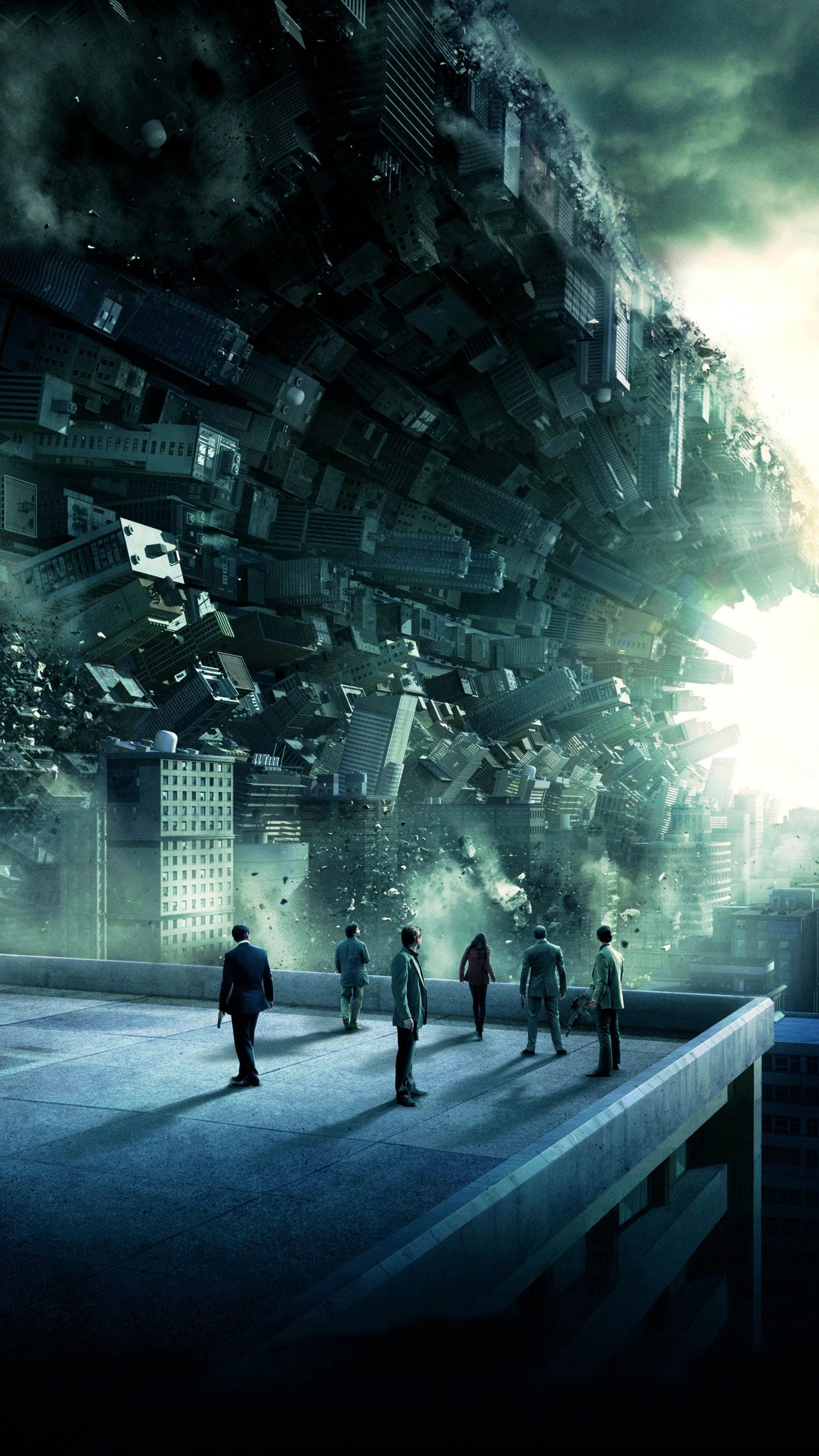 Inception wallpaper Movie wallpapers