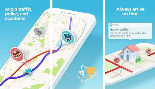 Download Waze GPS, Maps, Traffic Alerts & Live