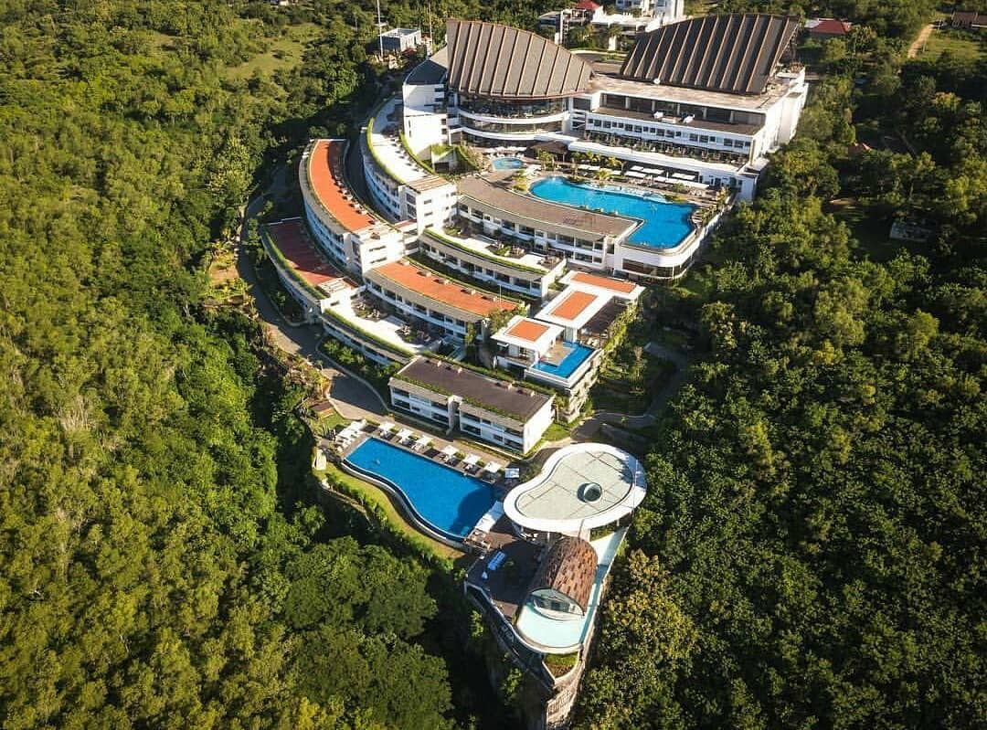 Rekomendasi Tempat Wisata Bali Hotel Renaissance Resort