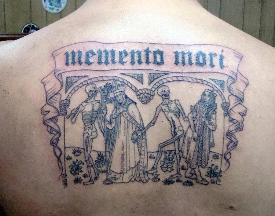 Pin by Zuberi Azimio on Stoic Memento mori, Tattoo