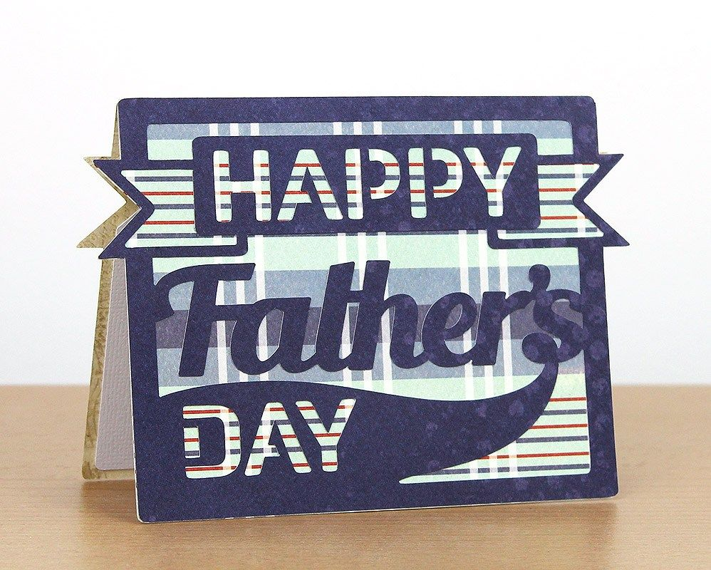 Download Free Fathers Day Card Svg