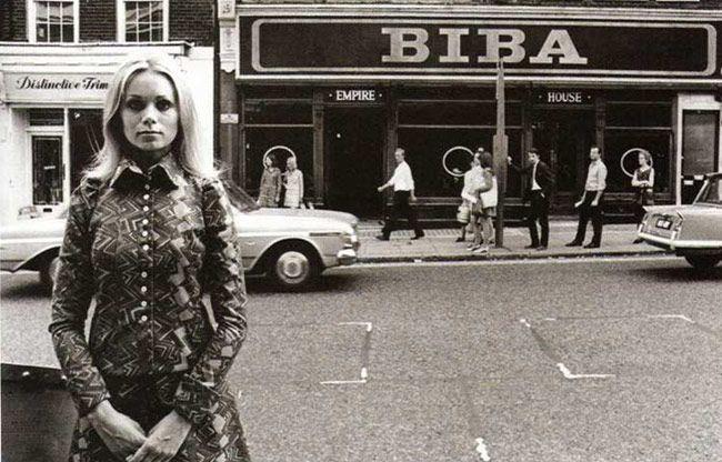 British Boutique Movement - 1960s - Biba
