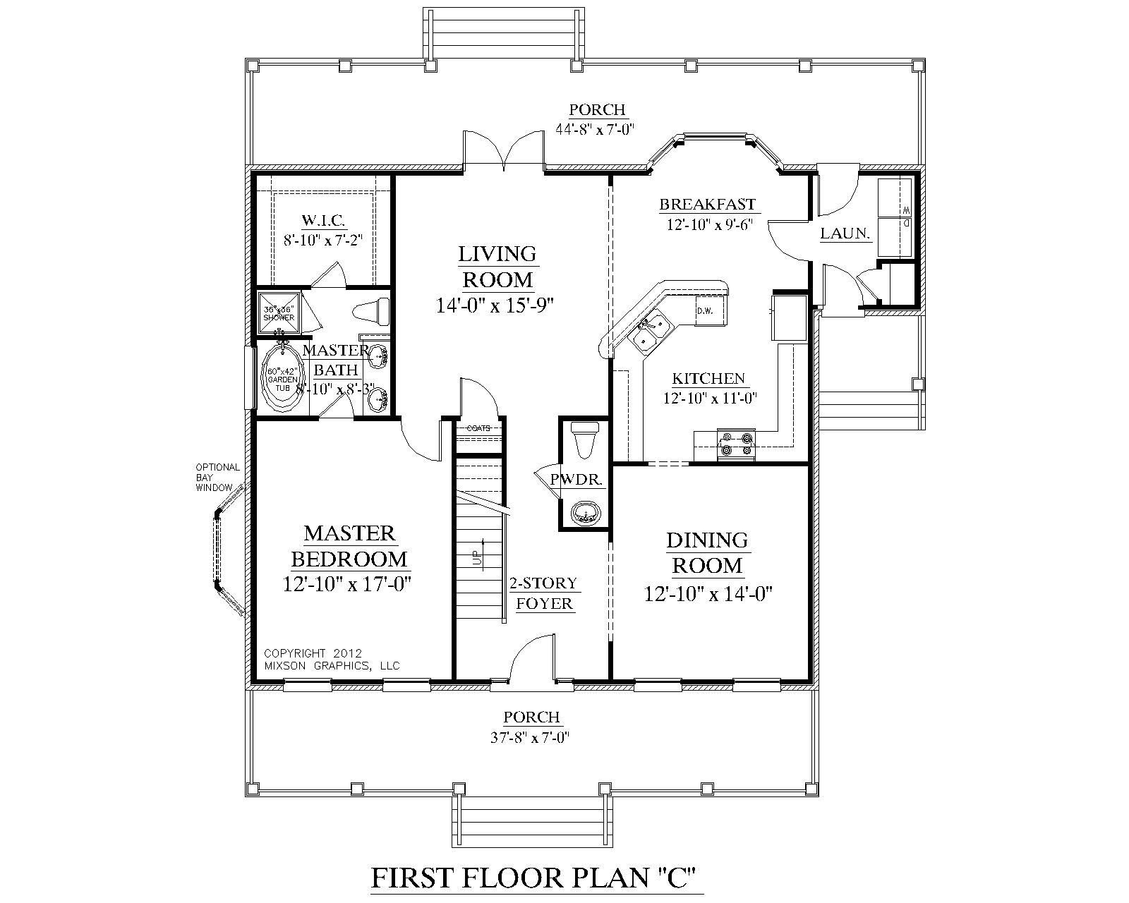 10 Top First Floor Master Bedroom House Plans For Your