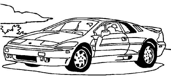 Corvette Z06 Coloring Page | Corvette | Pinterest | Corvette and Cars