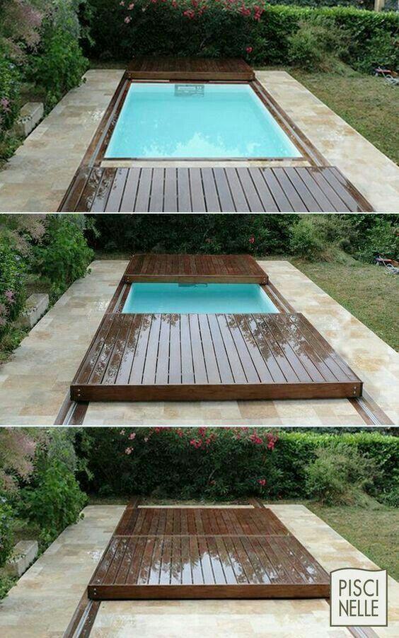 Pool in kleinem Garten Pool Pinterest Garten, Gardens and