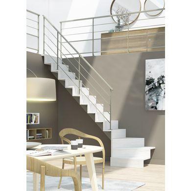Escalier Jazz Escalier Quart Tournant Maison Et Projet Maison