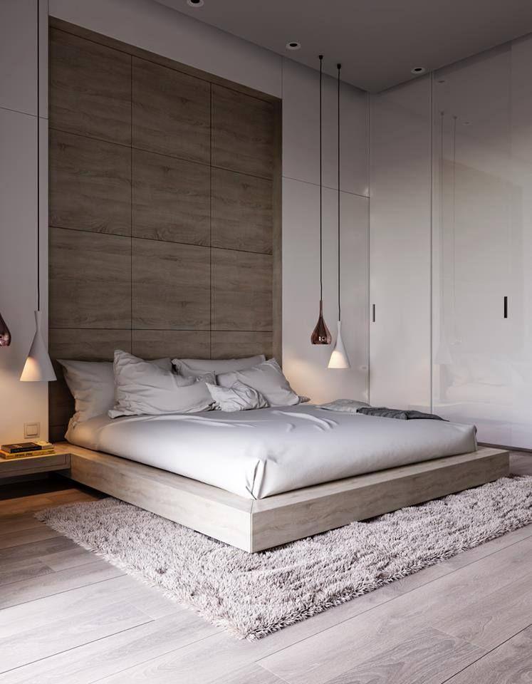 Vlak achter bed, hanglamp en kleed | Slaapkamer in 2018 - Slaapkamer ...