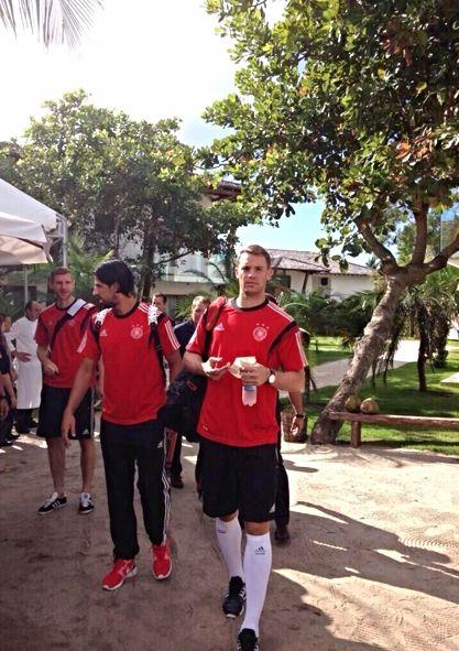 At Campo Bahia WC 2014
