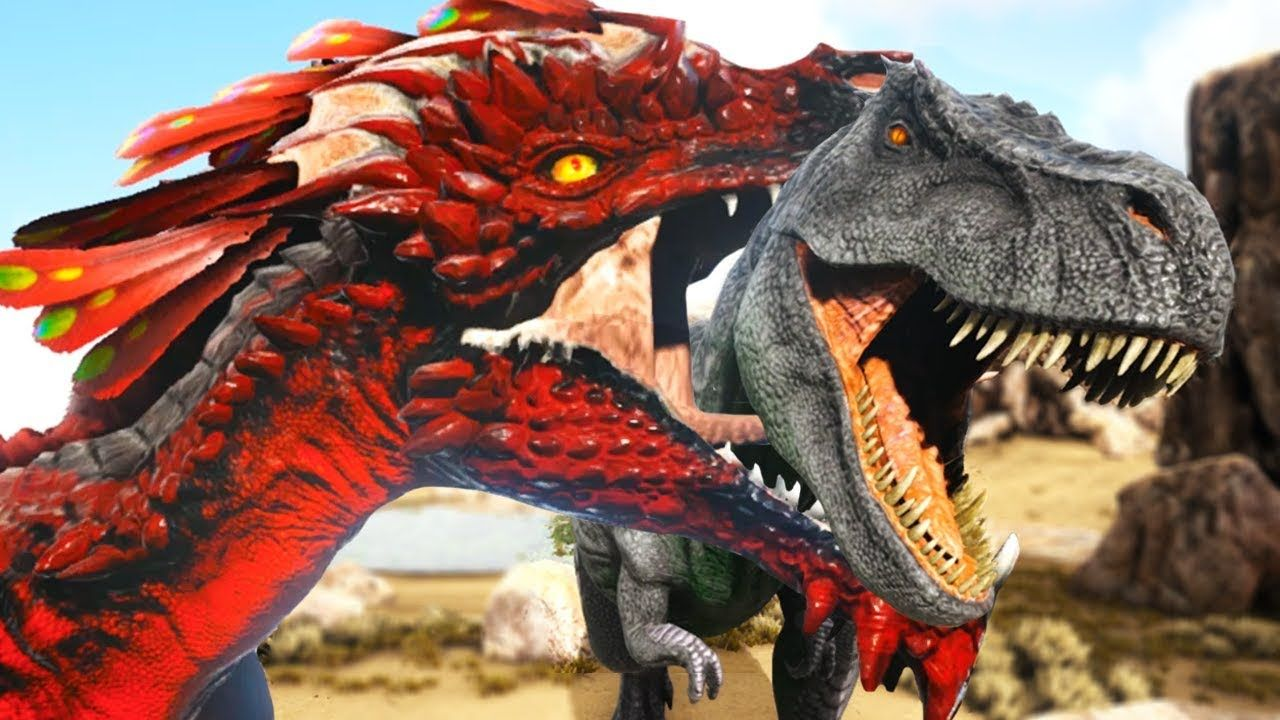 Ark Survival Evolved - A NEW EPIC BREED OF ROCK DRAKE! (65