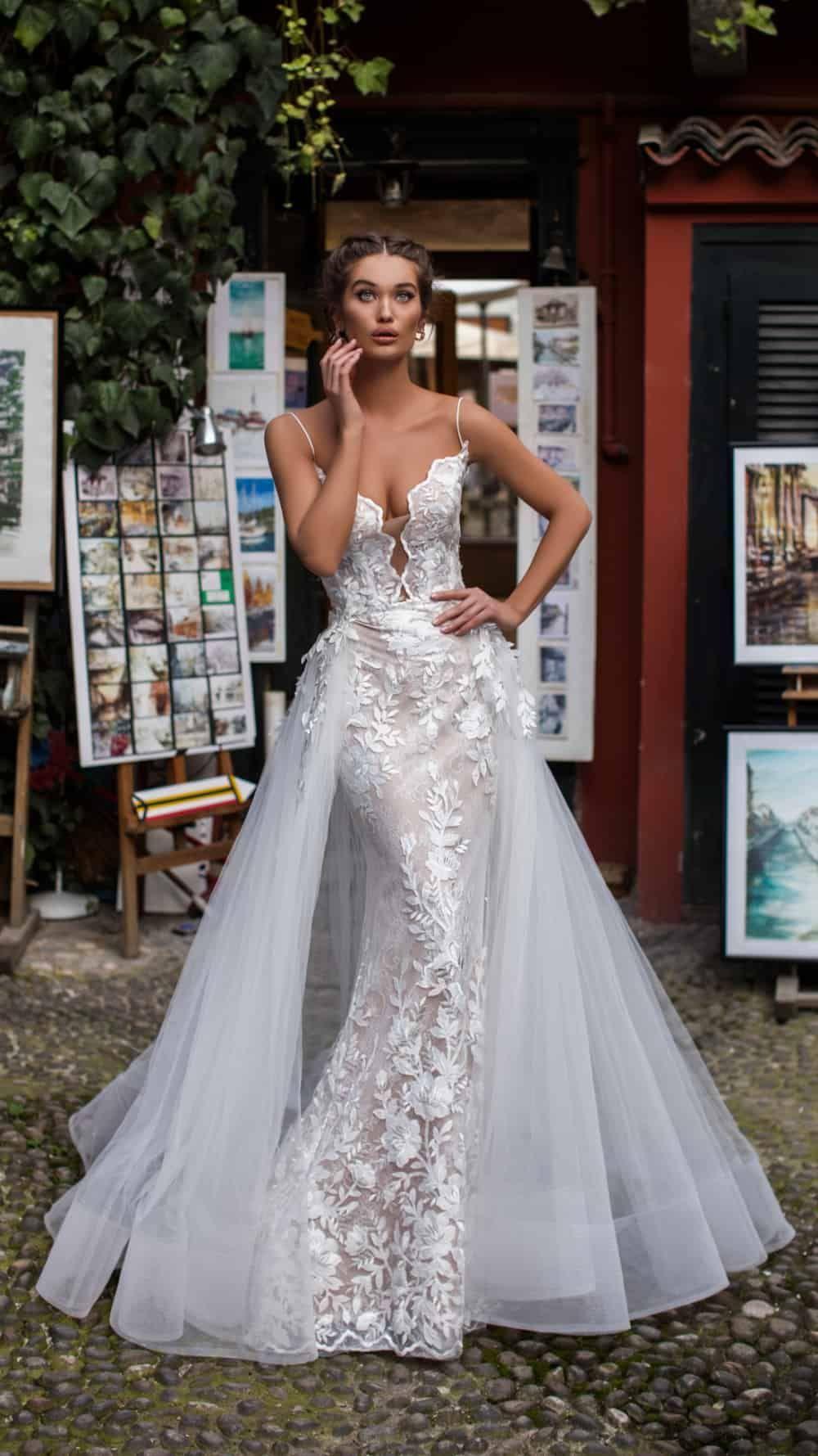 Wedding Dresses By Tarik Ediz The White Collection 2019 Dress For The Wedding Wedding Dresses A Line Wedding Dress Stunning Wedding Dresses