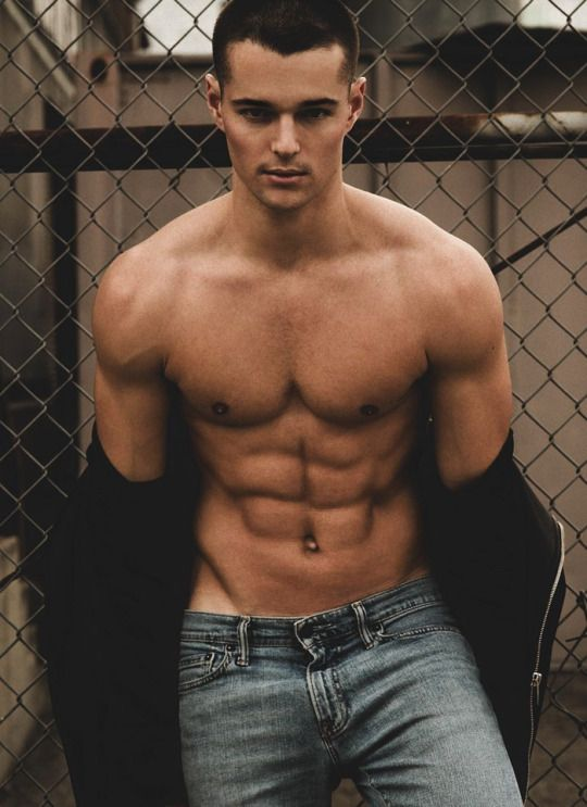 Athletic male galleries 1