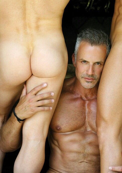 Think, that Naked older men silver foxes nude pics advise