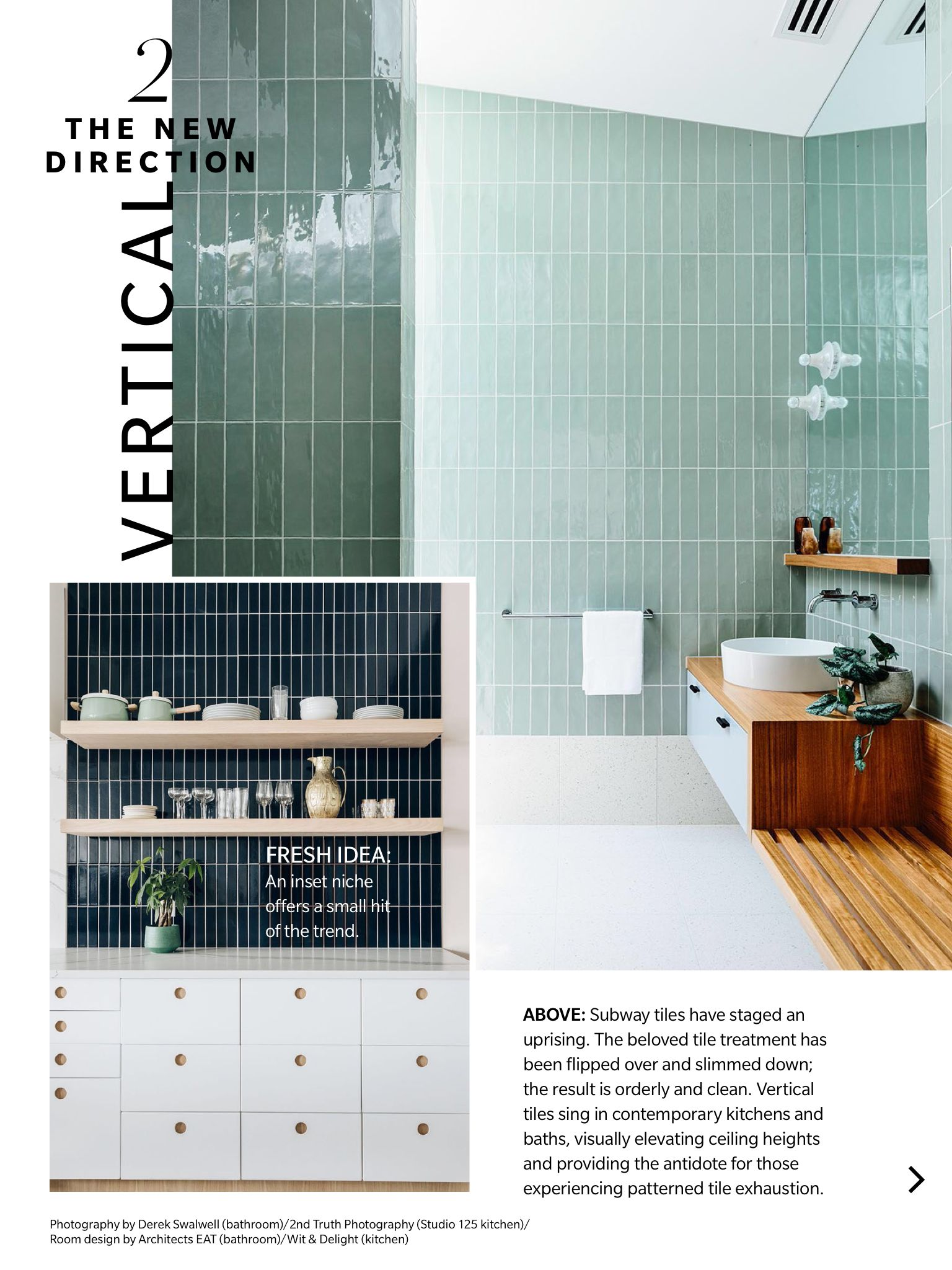 Trends 2019 From House Home Magazine January 2019 Read
