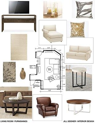 Jill Seidner Interior Design Concept Boards Interior Design Business Interior Design Boards Interior Design Tools