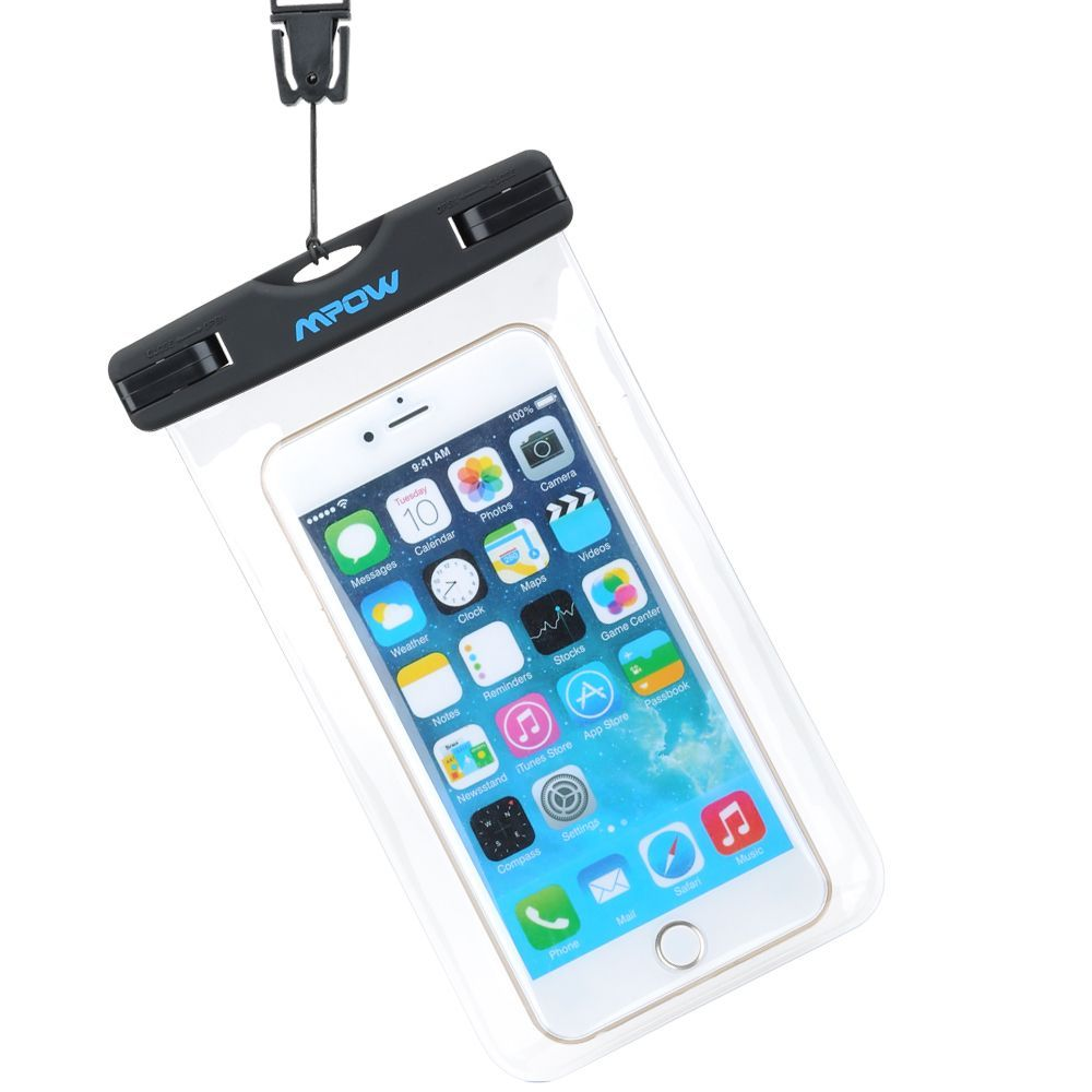 CUSTODIA COVER PER IPHONE X 6 7 8 PLUS XS MAX IMPERMEABILE