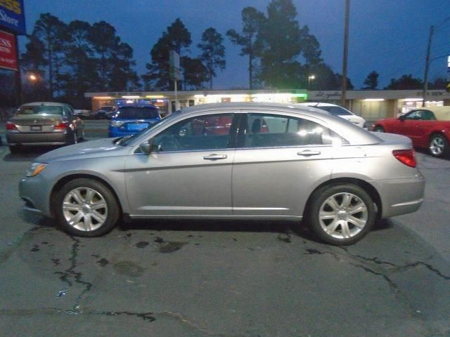Used 2013 Chrysler 200 for Sale in Fayetteville NC 28303 ...