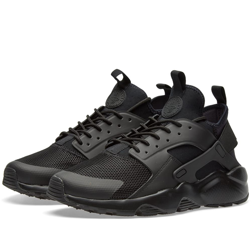 pretty nice ac8e1 4a7f7 ... order nike air huarache run ultra triple black 1 de8e4 9aa76