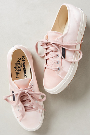 pink satin sneakers http://rstyle.me/n/nk5pwpdpe