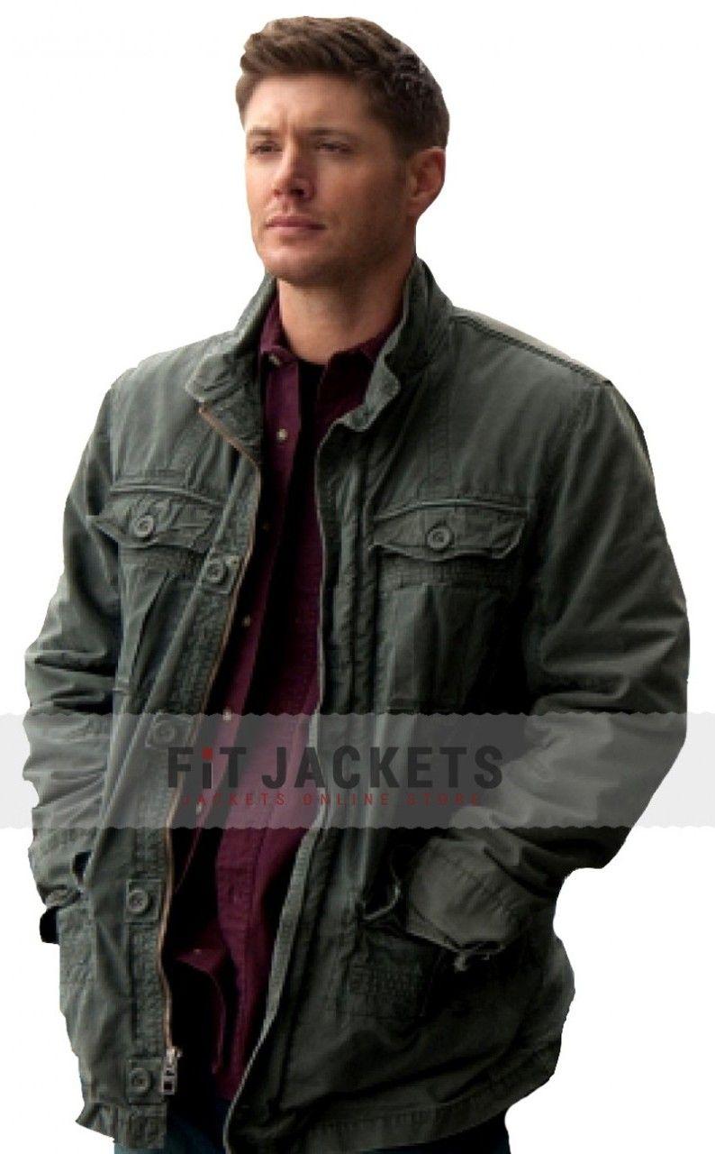 Dean Winchester Supernatural Jacket Dean Winchester Outfit Supernatural Dean Winchester Celebrities Leather Jacket [ 1280 x 794 Pixel ]