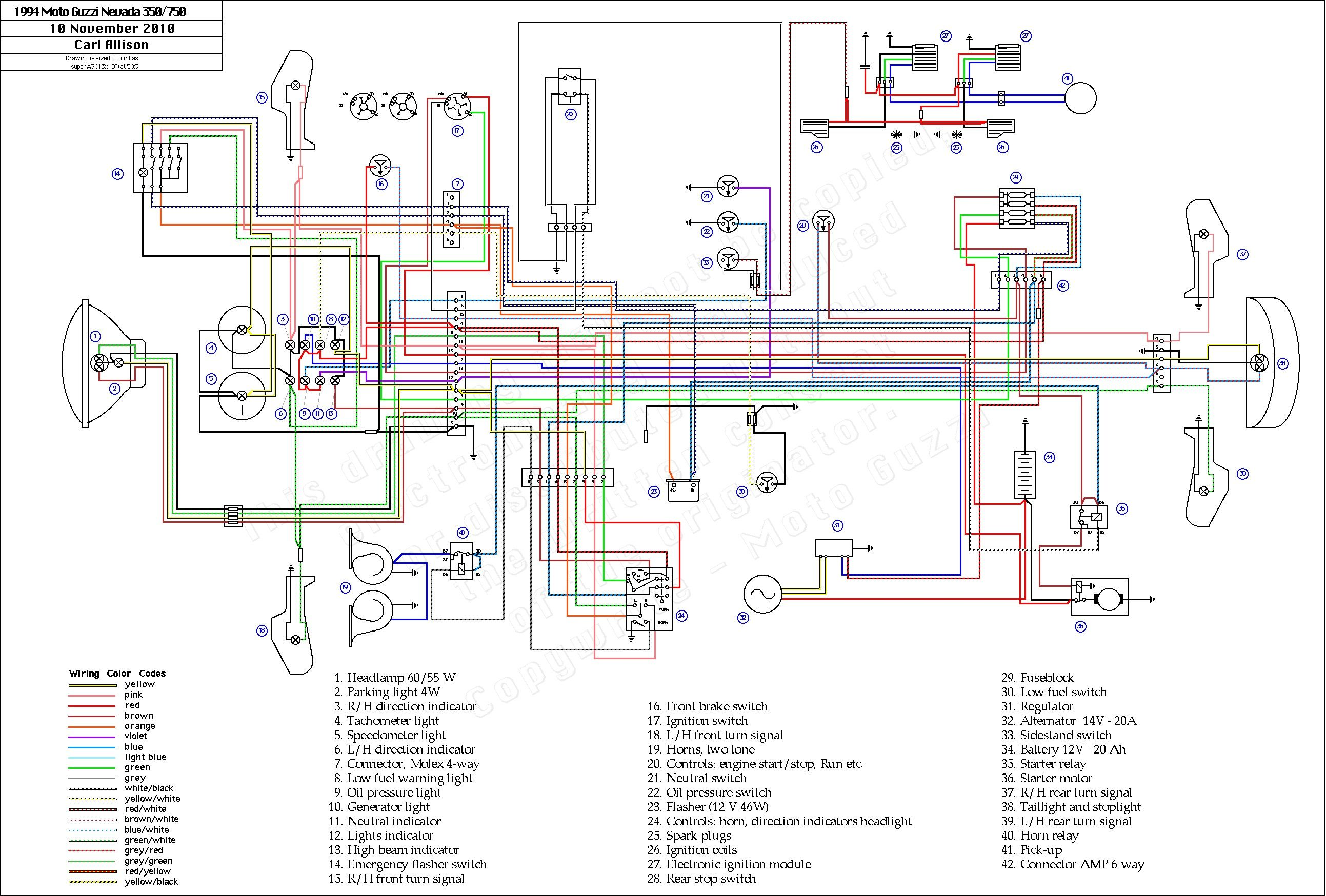 1989 Yamaha Motorcycle Wiring Diagram from i.pinimg.com