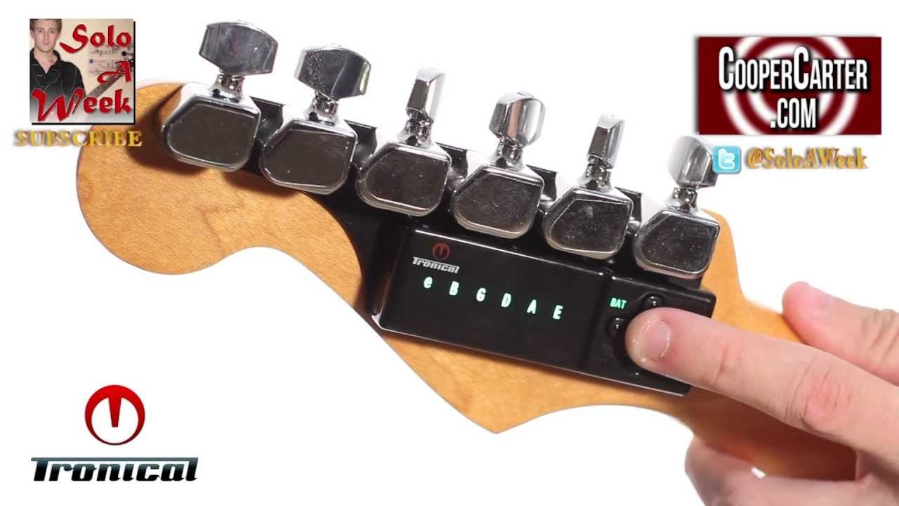 Review of the Tronical Tune A Tuning Revolution This is