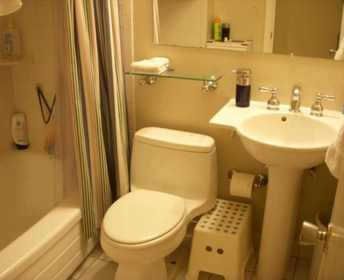 Lovely Small Bathroom Design Ideas India Part - 8: Interior Design Ideas For Small Bathroom In India