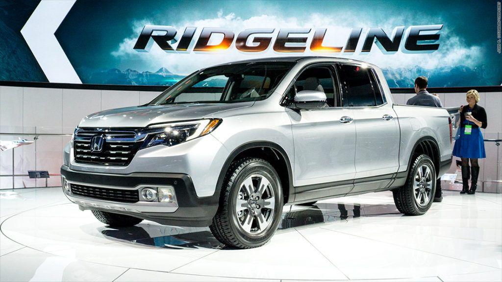 2018 Honda Ridgeline Release Date Changes Car On The Road Honda