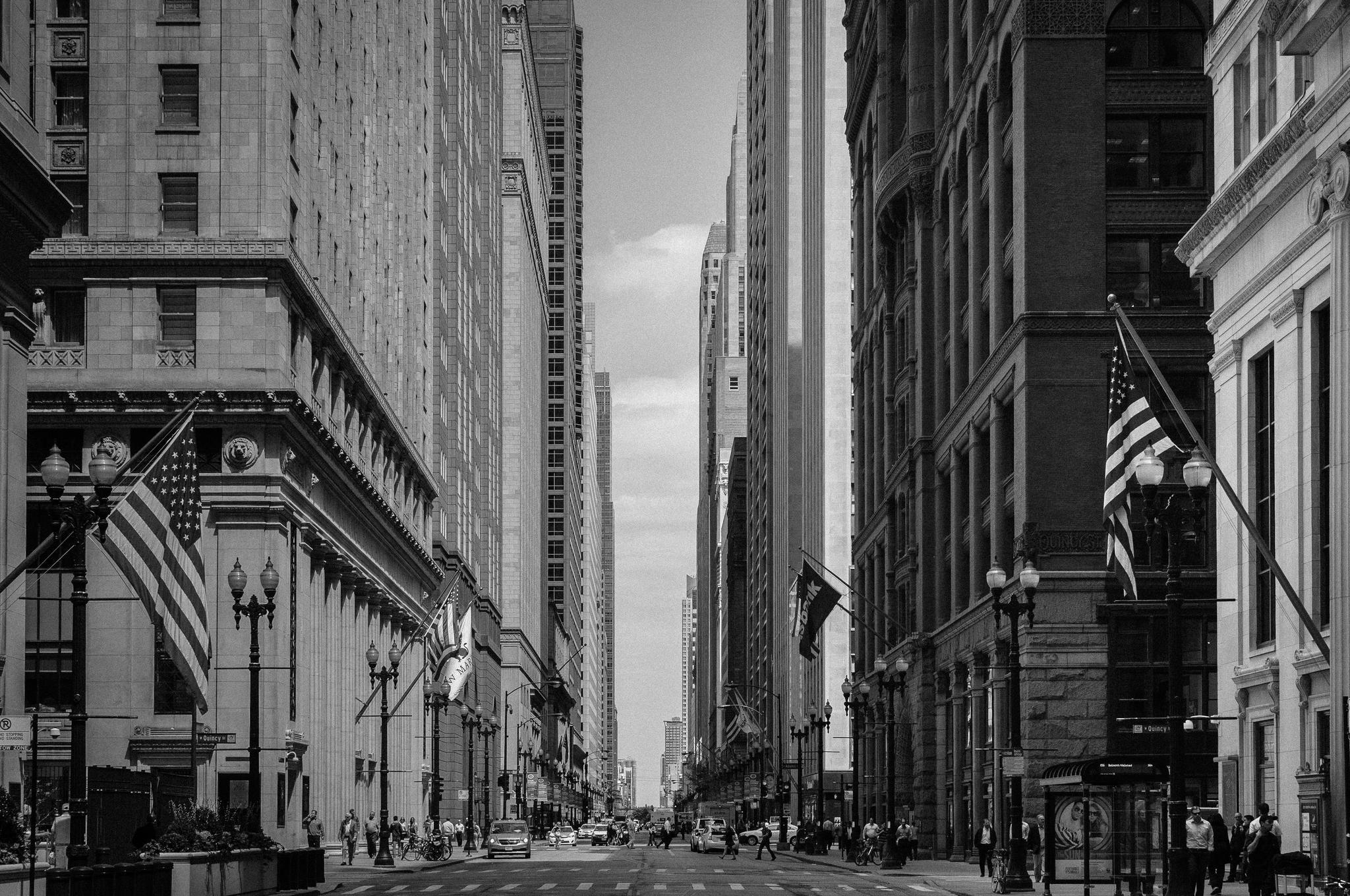 Chicago Street #2 by Maxim El Masri on 500px