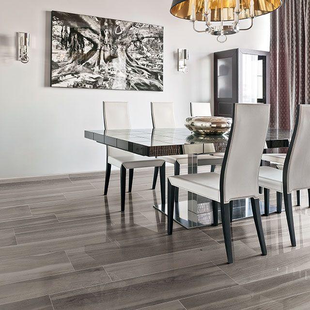 carrelage sol et mur gris 15 x 90 cm arbaro castorama deco pinterest. Black Bedroom Furniture Sets. Home Design Ideas