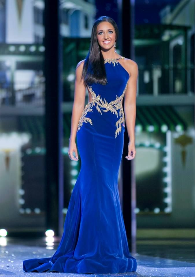 Top 10 Evening Gowns at Miss America 2016 | Gowns, Pageants and ...