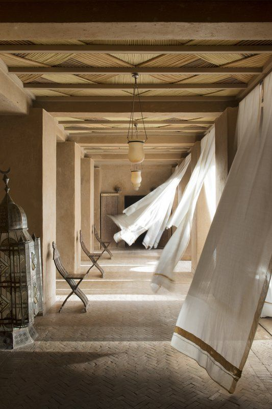 Dar Ahlam Skoura Ouarzazate Morocco The Colonnade Interior Interior Design Design