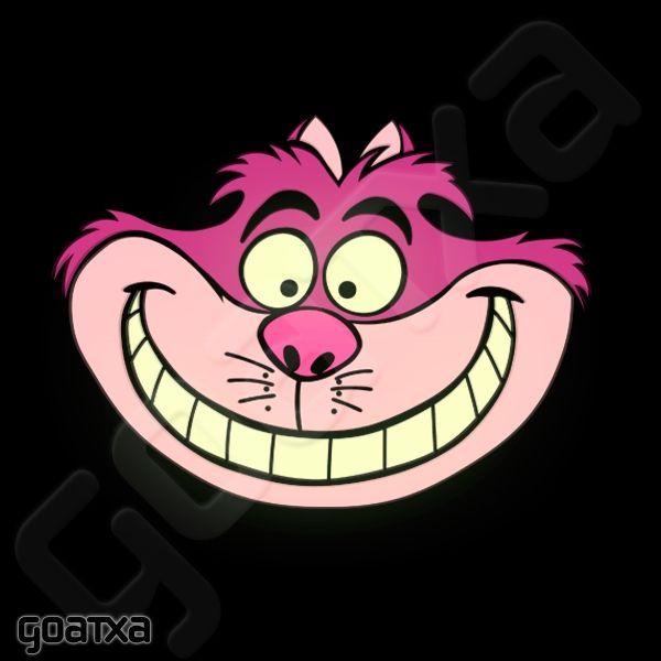 sonrisa del gato de alicia en el pais de las maravillas para imprimir - Buscar con Google