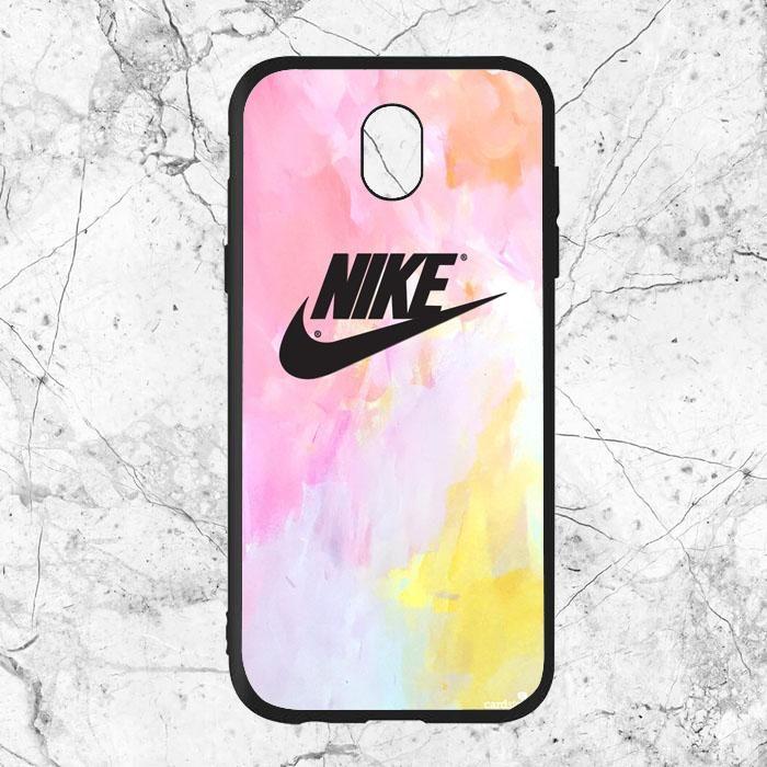Coque Samsung J3 2017 Nike Noire