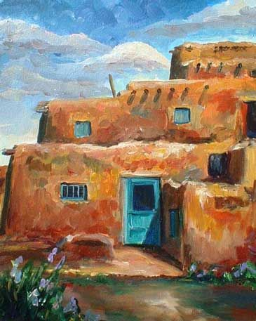 25 Unique Southwestern Paintings Ideas On Pinterest