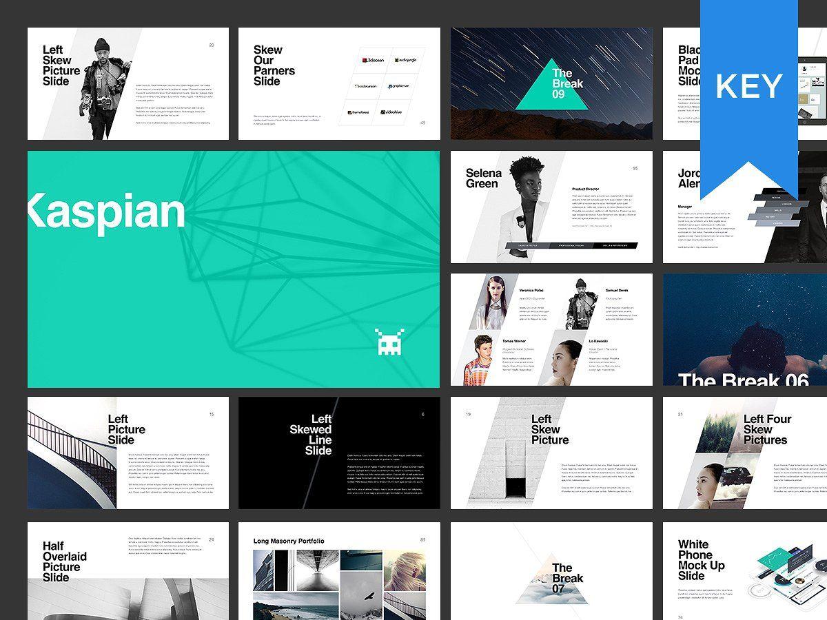 8 keynote presentation bundle by goashape on creativemarket