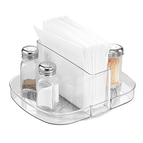 InterDesign Linus Napkin Spinner, Clear InterDesign http://www.amazon.com/dp/B002CWK9ZK/ref=cm_sw_r_pi_dp_MDhmvb03YV027