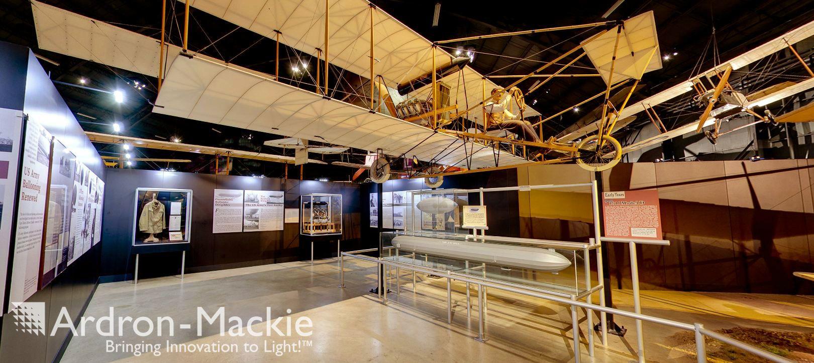 Ardronmackie usaf museum in dayton ohio cove