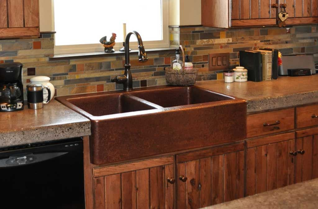 Farmhouse Kitchen Sinks Kitchen Sinks Always Between Pros And