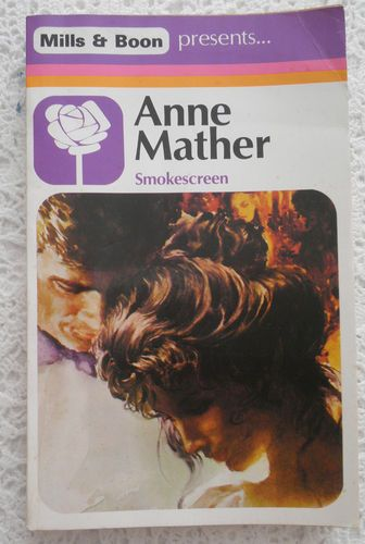 smokescreen anne mather mills and boon vintage. Black Bedroom Furniture Sets. Home Design Ideas