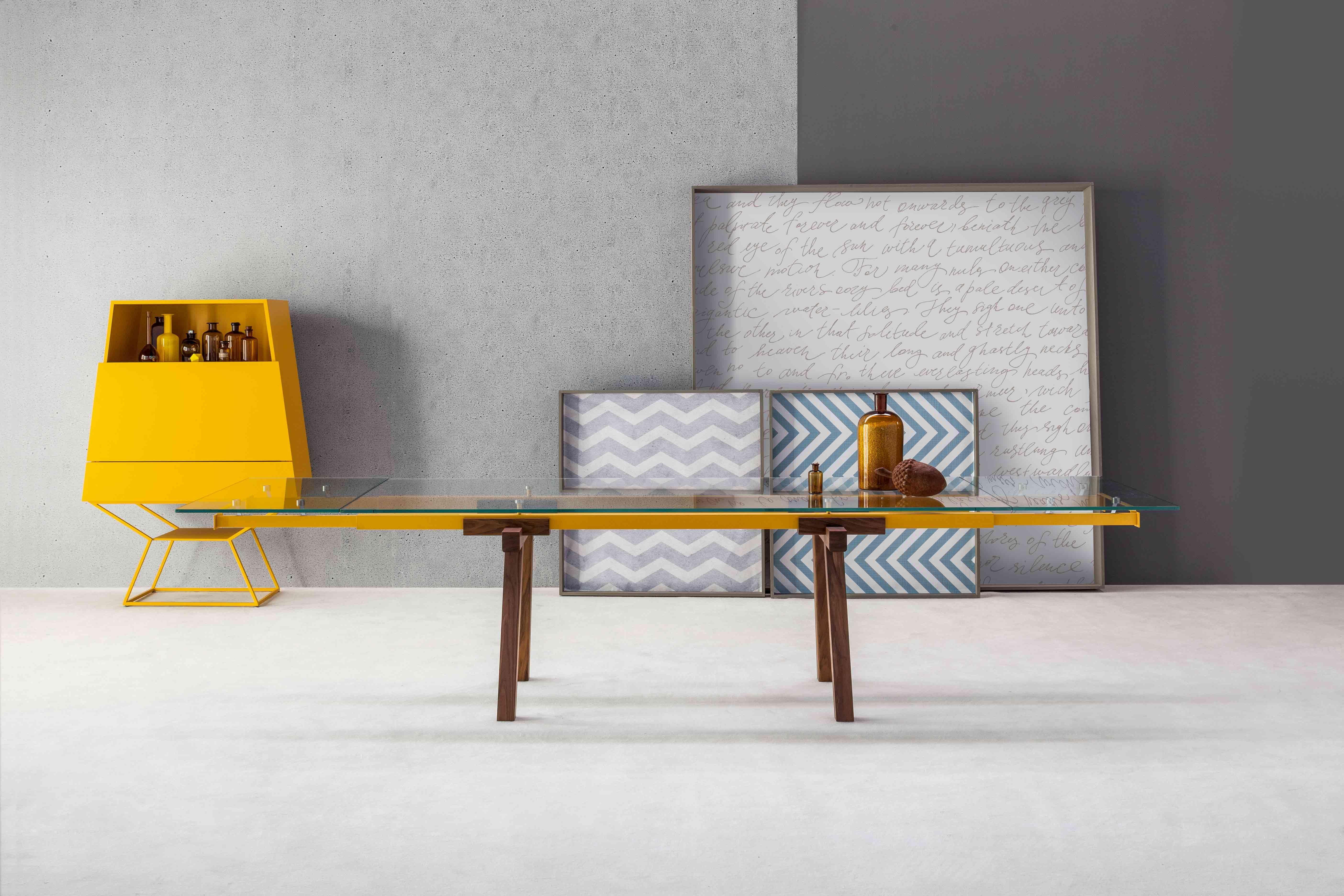Tracks Table Design Alain Gilles By Bonaldo Soto Pinterest  # Muebles Koperi Merida