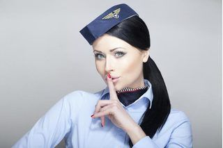 How to Make a Flight Attendant Hat Out of Paper | eHow