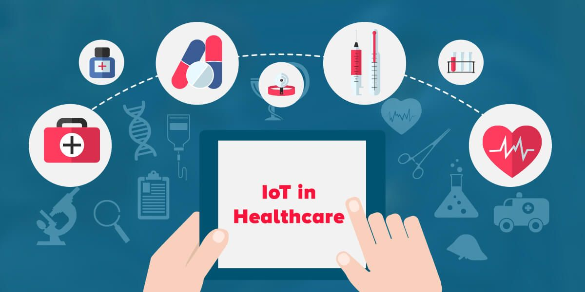 Are We Witnessing A New Revolution Iot In Healthcare Health Care Healthcare Industry Medical Business
