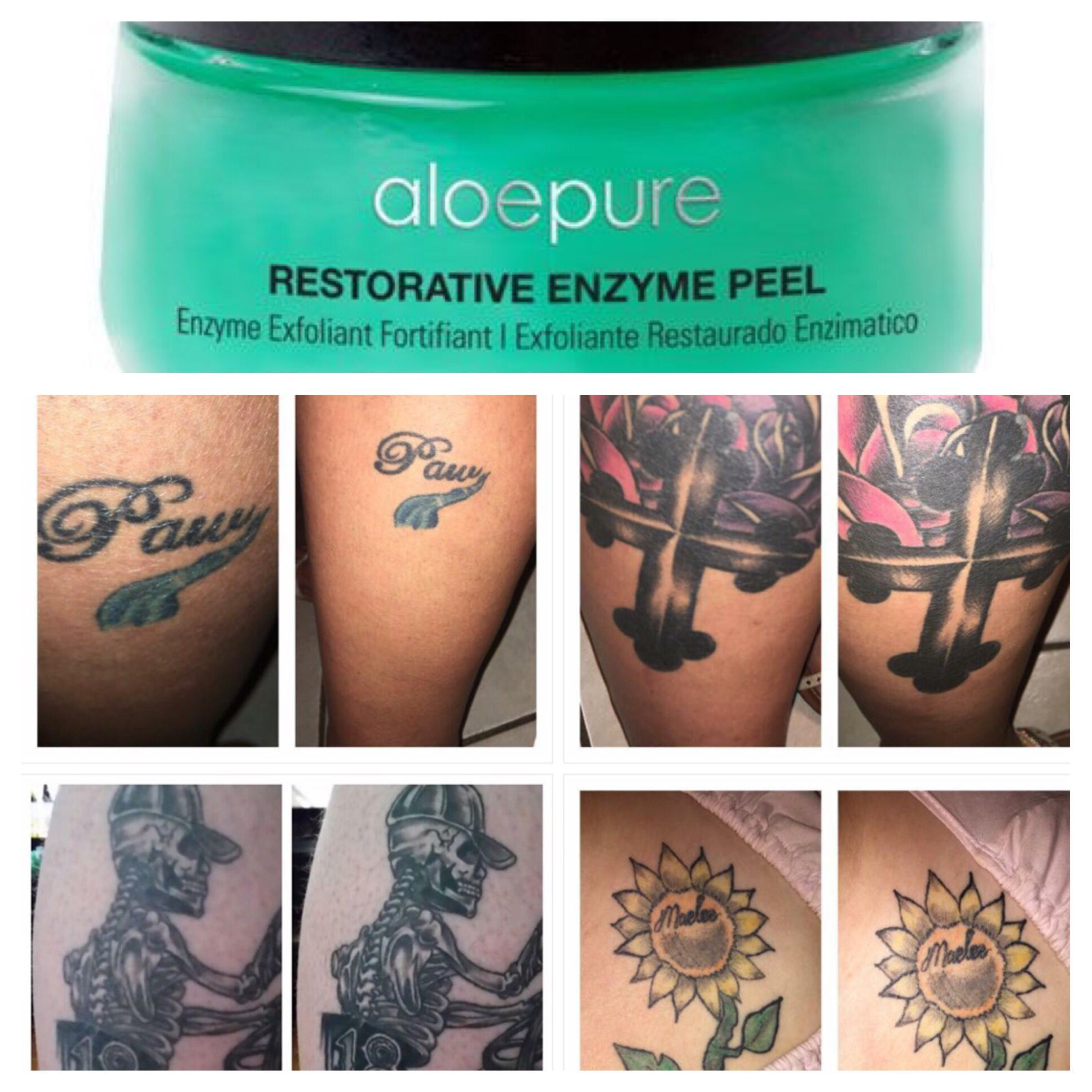 Pin on Aloette Skincare and Makeup